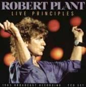 ROBERT PLANT  - CD+DVD LIVE PRINCIPLES (2CD)