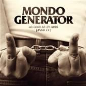 MONDO GENERATOR  - VINYL AS GOOD AS.. -COLOURED- [VINYL]