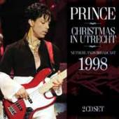 PRINCE  - CD+DVD CHRISTMAS IN UTRECHT (2CD)