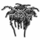 DARKTHRONE  - BDGE LOGO (METAL PIN BADGE)