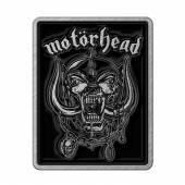 MOTORHEAD  - BDGE LOGO & WARPIG (METAL PIN BADGE)