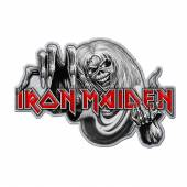 IRON MAIDEN  - BDGE NUMBER OF THE B..