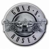 GUNS N' ROSES  - BDGE BULLET LOGO (METAL PIN BADGE)