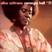 ALICE COLTRANE  - VINYL CARNEGIE HALL '71 [VINYL]