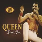 QUEEN  - CD ROCK BOX (3CD)