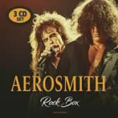 AEROSMITH  - CD ROCK BOX (3CD)