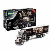 AC/DC  - MODGIF TOUR TRUCK (MODEL GIFT SET)
