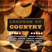 VARIOUS  - 2xCD LEGENDS OF COUNTRY