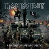 IRON MAIDEN  - CD TTER OF LIFE AND DEATH