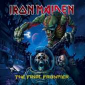 IRON MAIDEN  - CD L FRONTIER