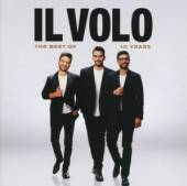 IL VOLO  - 2xCD 10 YEARS - THE BEST OF