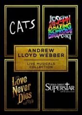 MUSICAL  - DV ANDREW LLOYD WEBBER..