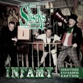 SHARKS  - CD INFAMY (RE-MASTER..