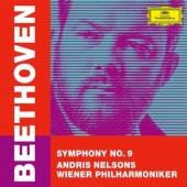 NELSONS ANDRIS  - CD BEETHOVEN SYMPHONY 9