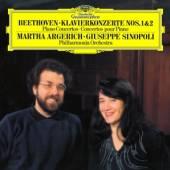 ARGERICH/SINOPOLI/PO  - 2xVINYL KONCERTY PRO..