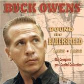 BUCK OWENS  - CD BOUND FOR BAKERSFIELD