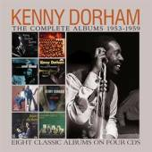 KENNY DORHAM  - 4xCD THE COMPLETE AL..