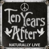 TEN YEARS AFTER  - 2xVINYL NATURALLY LIVE -HQ- [VINYL]