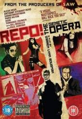 MUSICAL  - DVD REPO! THE GENETIC OPERA