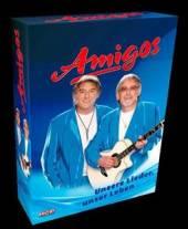 AMIGOS  - CD+DVD UNSERE LIEDER,.. -CD+DVD-