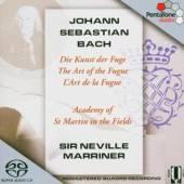 JOHANN SEBASTIAN BACH (1685-17  - SCD DIE KUNST DER FUGE BWV 1080