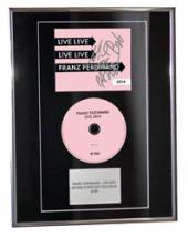FRANZ FERDINAND  - CD LIVE 2014