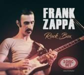 ZAPPA FRANK  - 3xCD ROCK BOX
