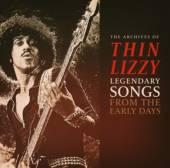 THIN LIZZY  - VINYL LEGENDARY SONGS FROM.. [VINYL]