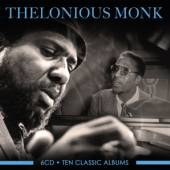 MONK THELONIOUS  - 6xCD TEN CLASSIC ALBUMS