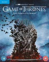GAME OF THRONES  - BRD COMPLETE SERIES [BLURAY]