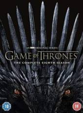 MOVIE  - 3xDVD GAME OF THRONES S8