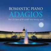 VARIOUS  - 2xCD ROMANTIC PIANO - ADAGIOS [2CD]