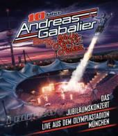 GABALIER ANDREAS  - BRD BEST OF.. -LIVE- [BLURAY]