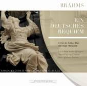 BRAHMS / JUNG / SCHONE / CHORE..  - CD EIN DEUTSCHES REQUIEM