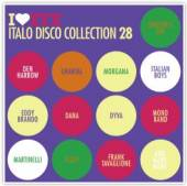 VARIOUS  - CD ZYX ITALO DISCO COLLECTION 28