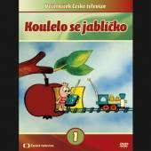 FILM  - DVD KOULELO SE JABLÍČKO 1 - DVD