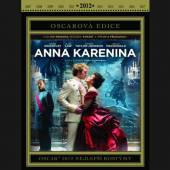 FILM  - DVD Anna Karenina DVD Oscarová edice