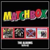 MATCHBOX  - 4xCD ALBUMS 1979-82 -BOX SET-