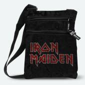 IRON MAIDEN  - BAG LOGO (BODY BAG)