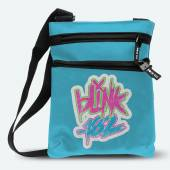 BLINK 182  - BAG LOGO BLUE (BODY BAG)