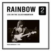 RAINBOW  - CD+DVD LIVE ON THE SILVER MOUNTAIN (2CD)