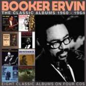 BOOKER ERVIN  - 4xCD THE CLASSIC ALB..