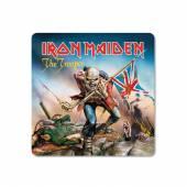IRON MAIDEN  - COAST THE TROOPER (SINGLE COASTER)