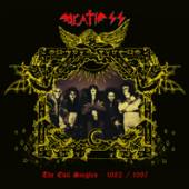 DEATH SS  - CD+DVD THE EVIL SINGLES 1982-1997