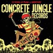 VARIOUS  - CDD CONCRETE JUNGLE RECORDS - LUCKY 13
