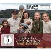 KELLY ANGELO & FAMILY  - 2xCD+DVD IRISH CHRISTMAS -CD+DVD-
