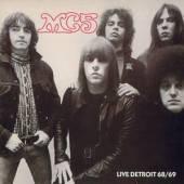 MC5  - VINYL LIVE DETROIT 68/69 [VINYL]