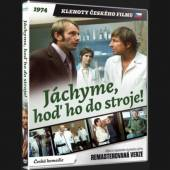FILM  - DVD JÁCHYME, HOĎ H..
