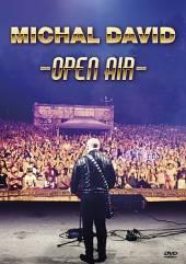 DAVID MICHAL  - DVD OPEN AIR