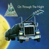 DEF LEPPARD  - CD ON THROUGH THE.. -REMAST-